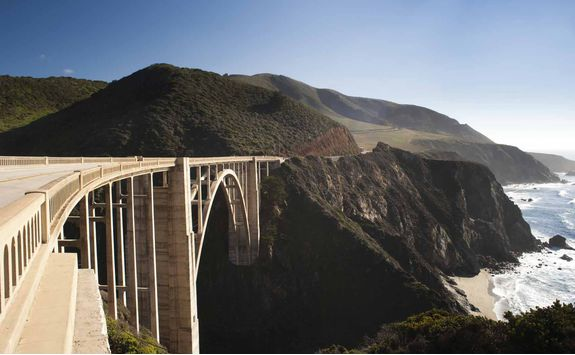 Highway One Bixby Bridge