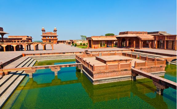 Fatephur Sikri overview