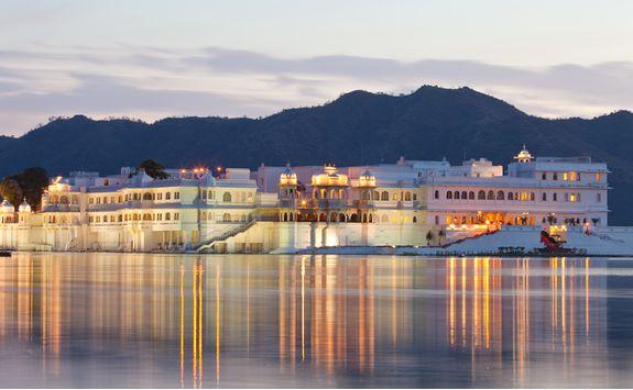 Lake Palace, India