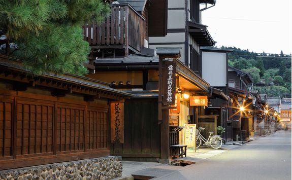 takayama old town