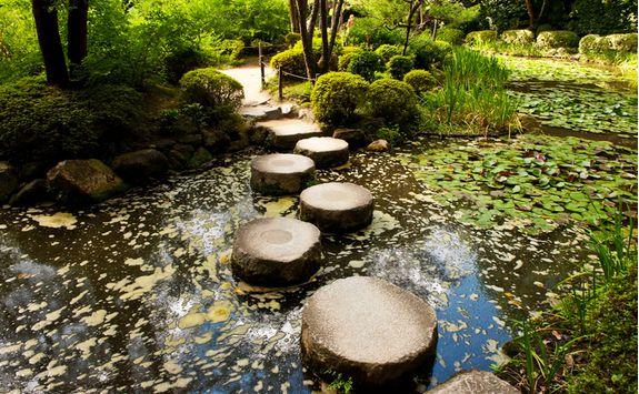 kyoto heian shin en garden