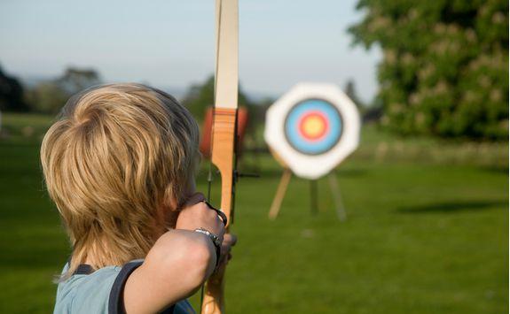 Kid archery
