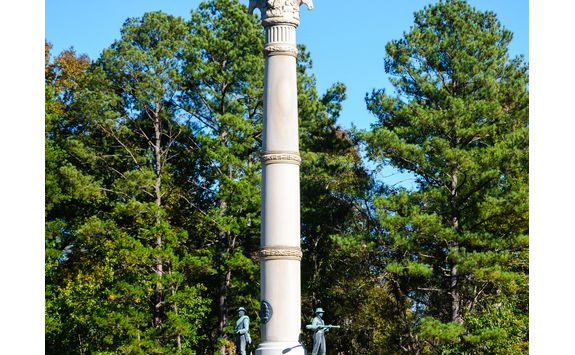 Chickamauga Chattanooga National Military Park