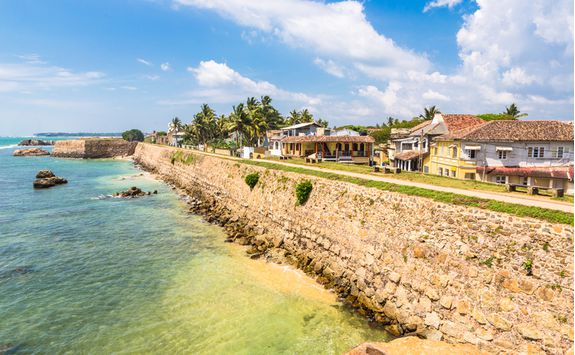 galle wall