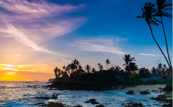 tangalle coast