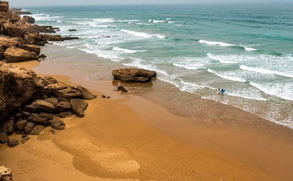 Morocco Essaouira beach