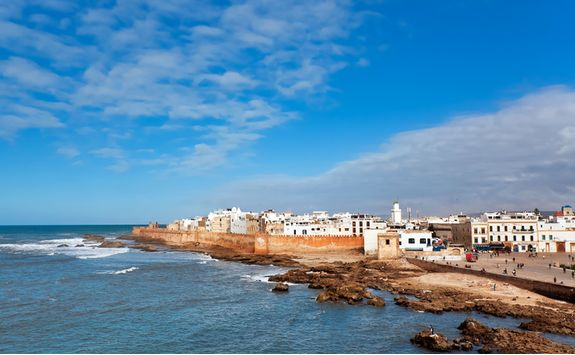 Morocco Essaouira sea view