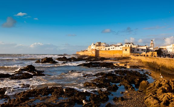 The fort at Essaouira