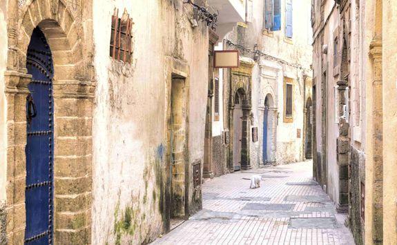 Alleyway Marrakech