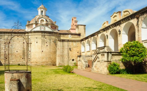 Jesuit museum in Corboda