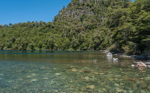 The Lake Bariloche