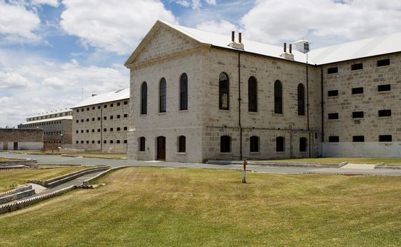 Prison in Fremantle