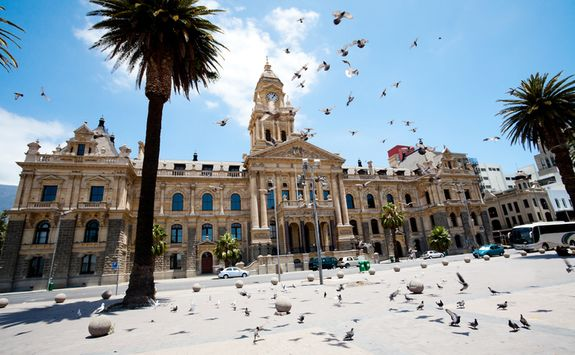 Town Hall in Cape Town
