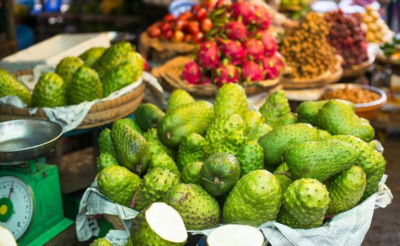 Guananbana fruit