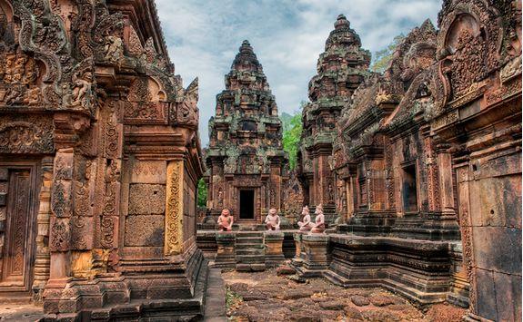 Batreay Srei Angkor Wat