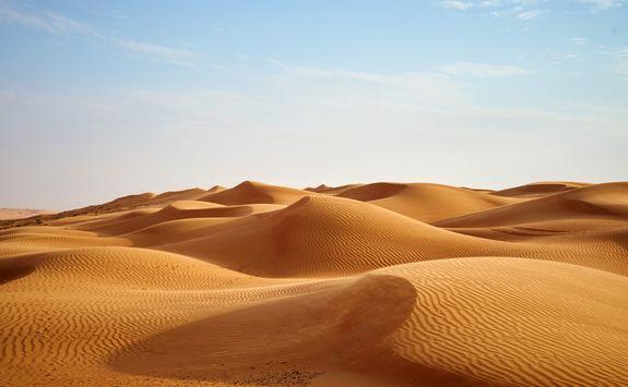 Wahiba desert
