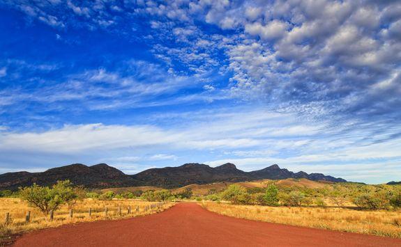 Flinders road