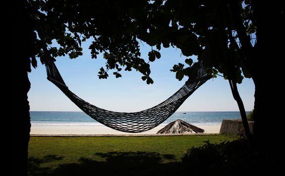 Hammock at Ngapali Beach