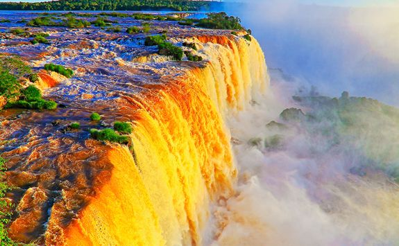 Iguazu Falls morning