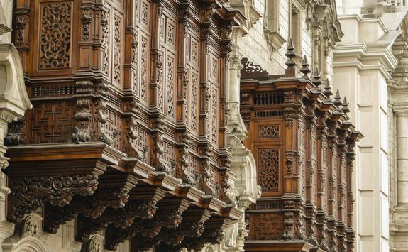 Lima architecture