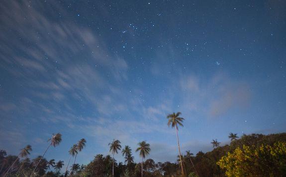 Stars in Terengganu