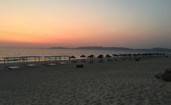 Comporta Beach at Sunset