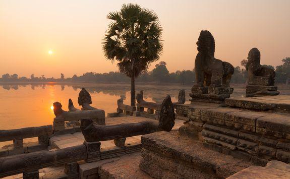 Srah Srang Temple