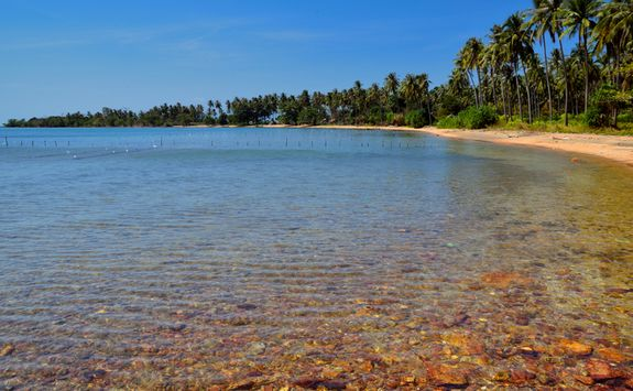 Koh Tonsay Beach