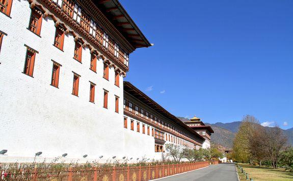 Bhutanese building