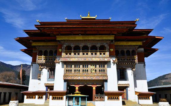Gangtey Monastery