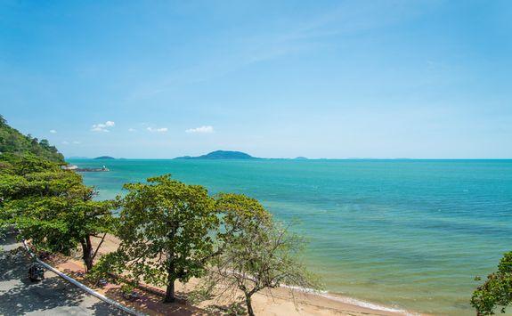 Kep's coastline and beach