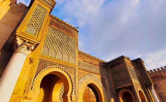 Architecture in Morocco