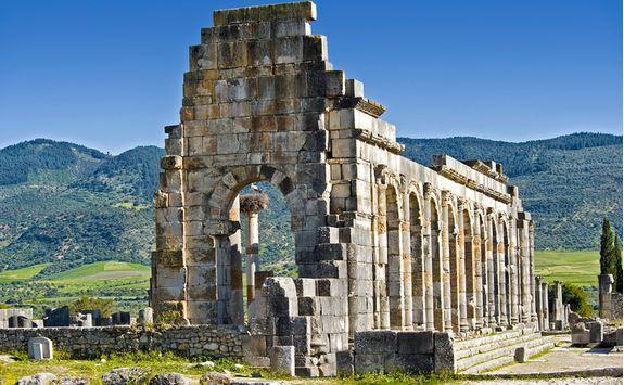 Volubills ruins