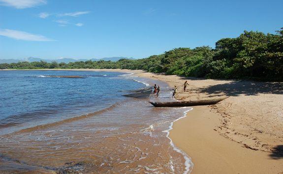 Manafiafy beach