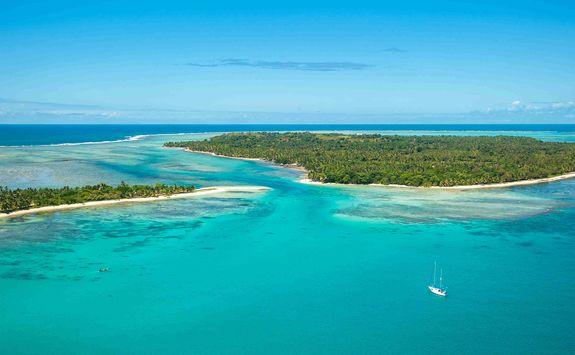 Ile Sainte Marie Island