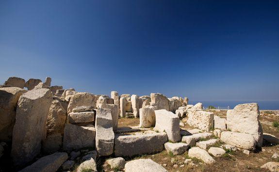 hagar qim ancient roman ruins