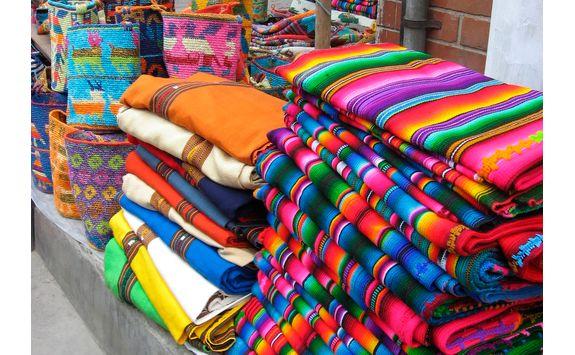 Chichicastenangeo market