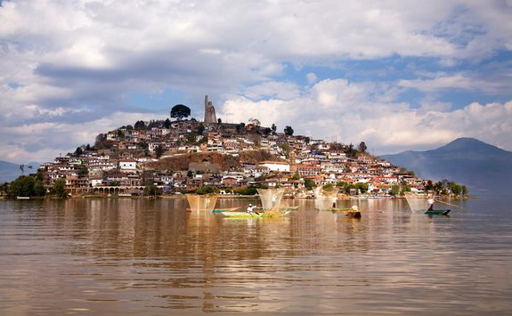Lake Janitzio
