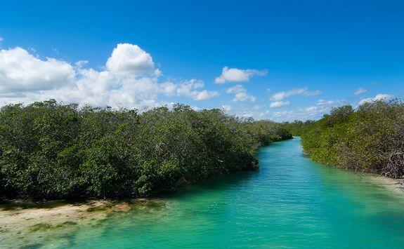 sian ka'an biosphere reserve