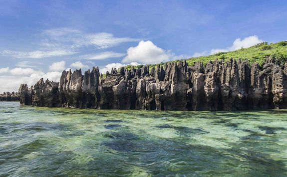 Tsingy Lake