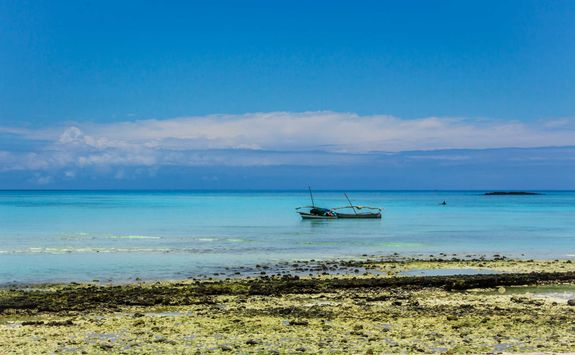 Nosy Iranga coast
