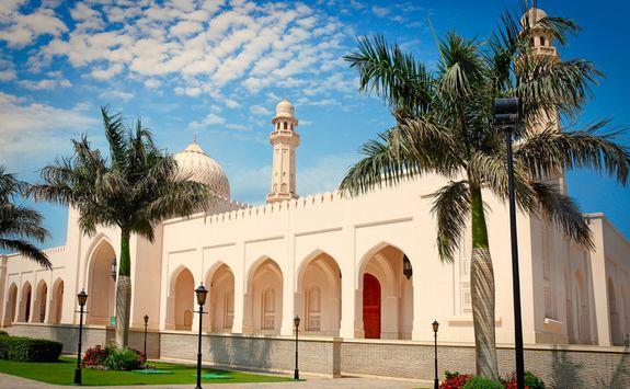 A mosque in Salalah
