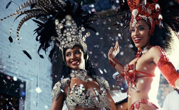 Samba in Rio