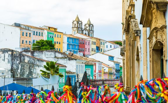 Historic centre of Salvador