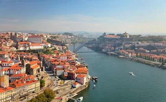 Porto river