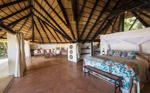 Nkwali guestroom