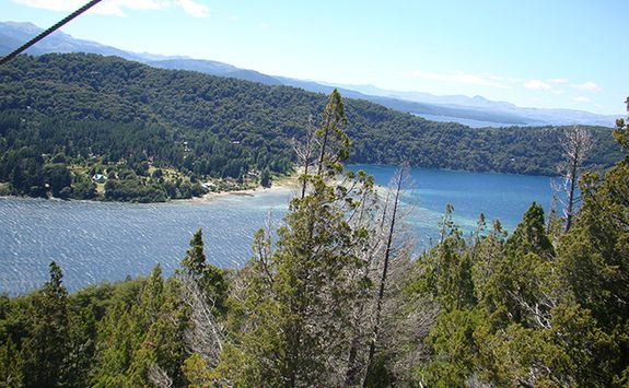 campanario lake