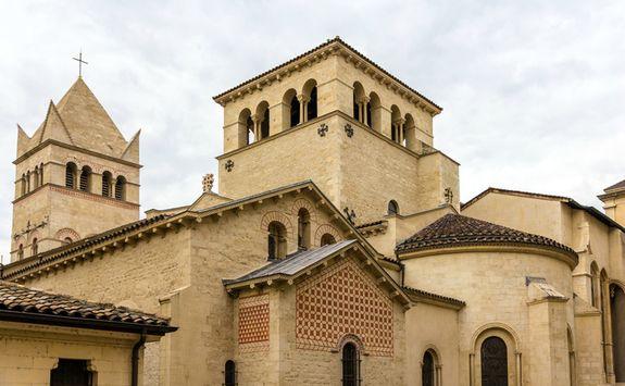 A Basilica in Lyon