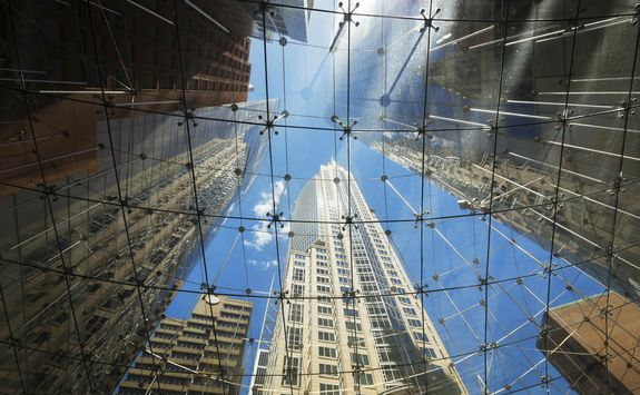 Modern architecture in Sydney