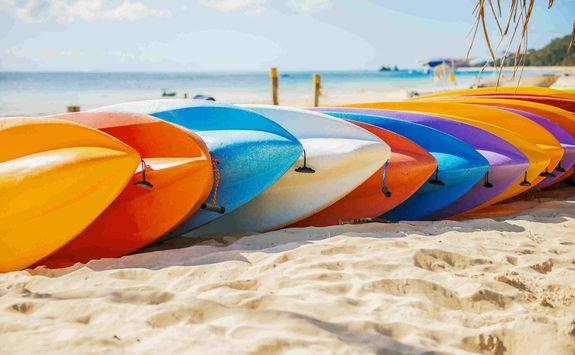 Kayaks in Queensland